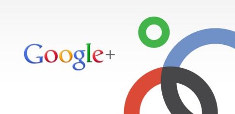 Google+ Logo Grande