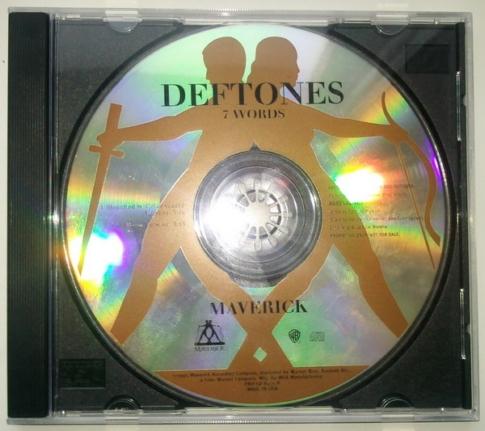 7 Words CD Promo