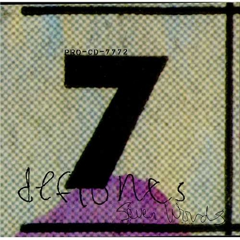 7 Words Cover Alternativa