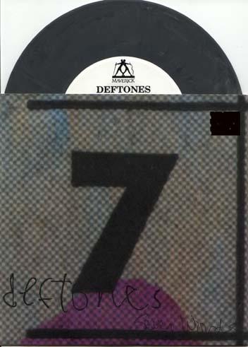 7 Words LP Grey
