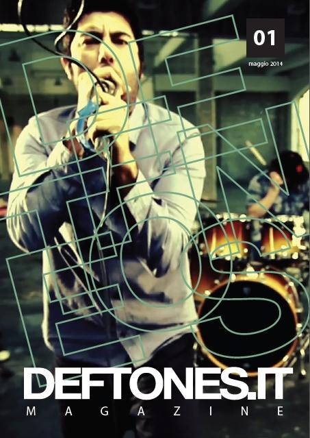 Deftonesit - Magazine 01