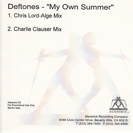 My Own Summer (Shove It) Mix